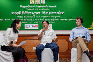 Dissemination Meeting: Water, Sanitation & Hygiene