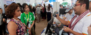 PSI/Cambodia Shows Our Innovative Side at the 2019 CSEF