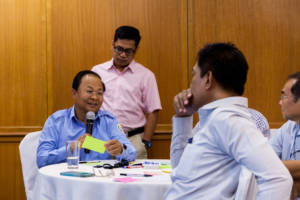 SBC Forums Co-Creation Workshop with NCHP