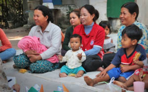 Kampong Chhnang Villagers Helps Develops Tools for Promoting Family-Planning Practices