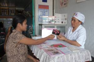 Women's Health Project: Expanding Access to Essential Sexual and Reproductive Health Services in Cambodia