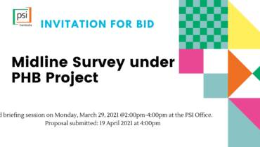 Midline Survey under PHB Project