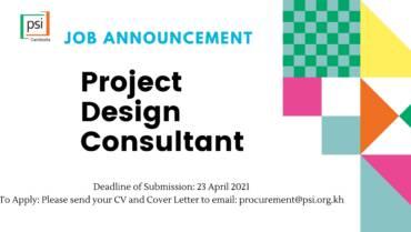 Project Design Consultant